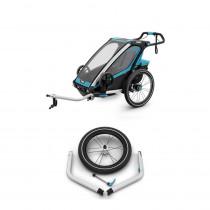 Thule Chariot Sport 1 inkl. Jog Kit
