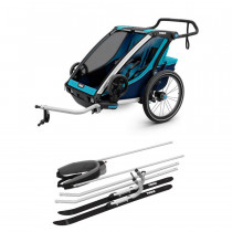 Thule Chariot Cross 2 inklusive Ski Kit