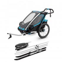 Thule Chariot Sport 1 inklusive Ski Kit