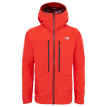 The North Face Men's Summit L5 GTX Pro Jacket Fiery Red