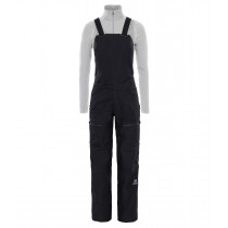 The North Face Women's Fuse Brigandine Bib Tnf Black Fuse