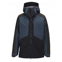 Peak Performance Teton Ski Jacket Blue Steel