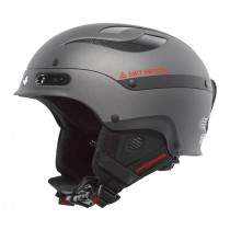 Sweet Protection Trooper Helmet Matt Black Metallic