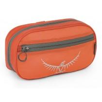 Osprey Wash Bag Zip Poppy Orange