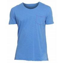 Varg T-Shirt Sandhamn Summer Blue