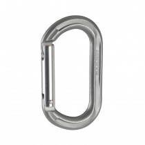Mammut Wall Micro Oval Straight Gate grey
