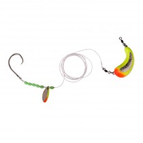Savage Gear Nordic Bait Fish Rig 500g Circle Hook 12/0 Fc 1mm