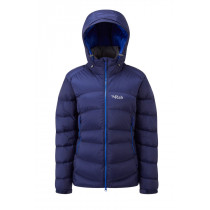 Rab Ascent Jacket Womens Blueprint / Celestial