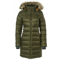 Rab Deep Cover Parka Women's Army