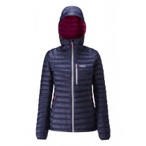 Rab Microlight Alpine Long Women's Twilight/ Fuchsia