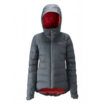 Rab Valiance Jacket Women's Steel