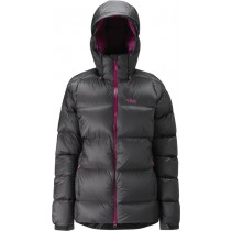Rab Neutrino Endurance Jacket Women's Beluga / Peony