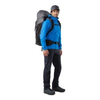 Arc'teryx Bora AR 63 Backpack Men's Titanium