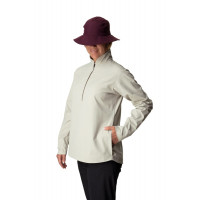 Houdini Women's Daybreak Pullover Wheat White
