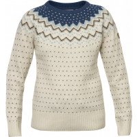 Fjällräven Övik Knit Sweater Women's Glacier Green