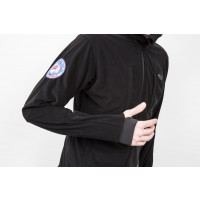 Brynje Polar Fleece Jacket Black