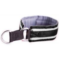 Non-Stop Dogwear Halvstryp Halsband Svart