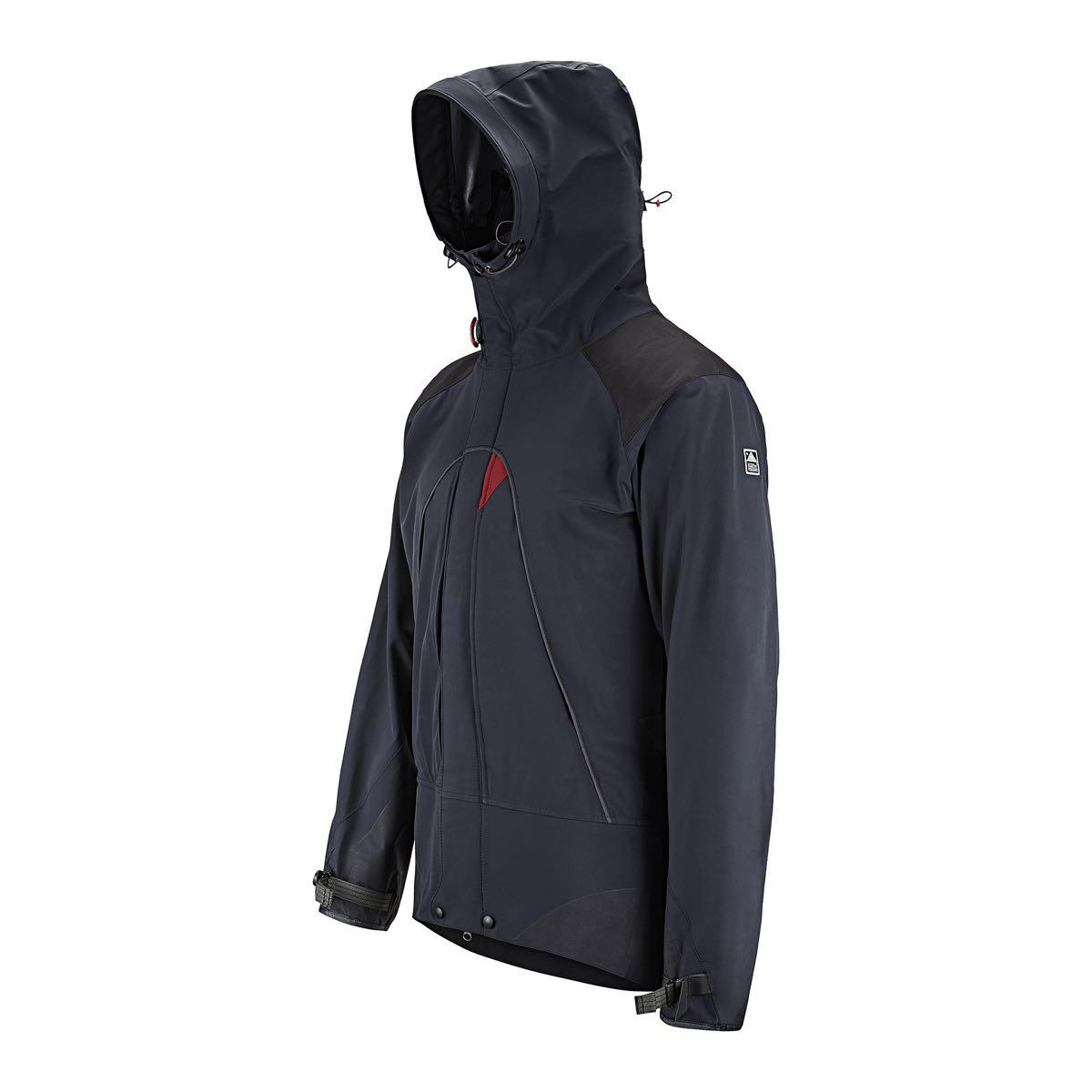 b737a02e Klättermusen Men's Brede Jacket Ebony | Fjellsport.no
