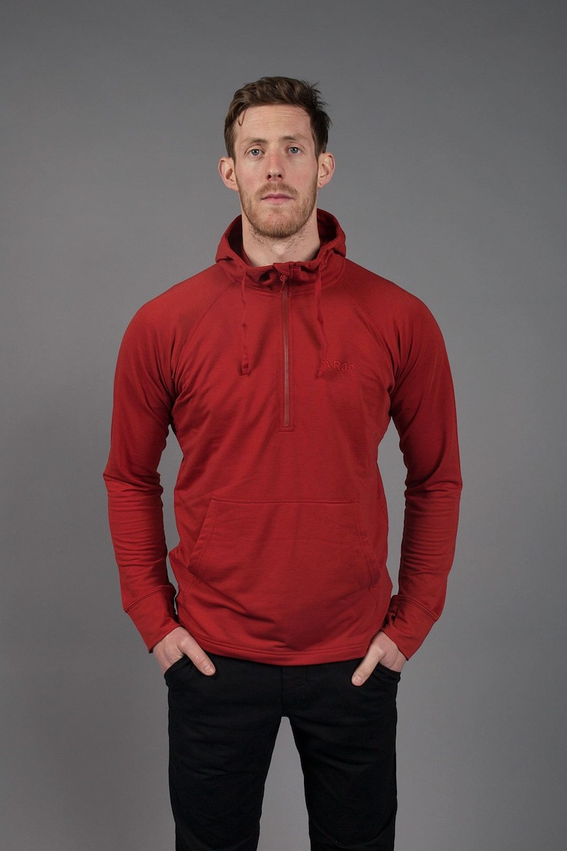 bf570f68 Rab Top-Out Hoody Rust | Fjellsport.no