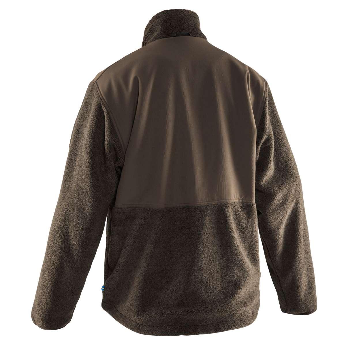 Laksen Galloway Ladies Knitted Fleece CTX Air Membrane Brown