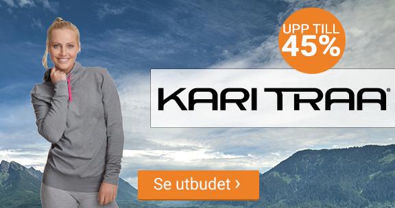 Nyheter från Kari Traa. Klicka här!