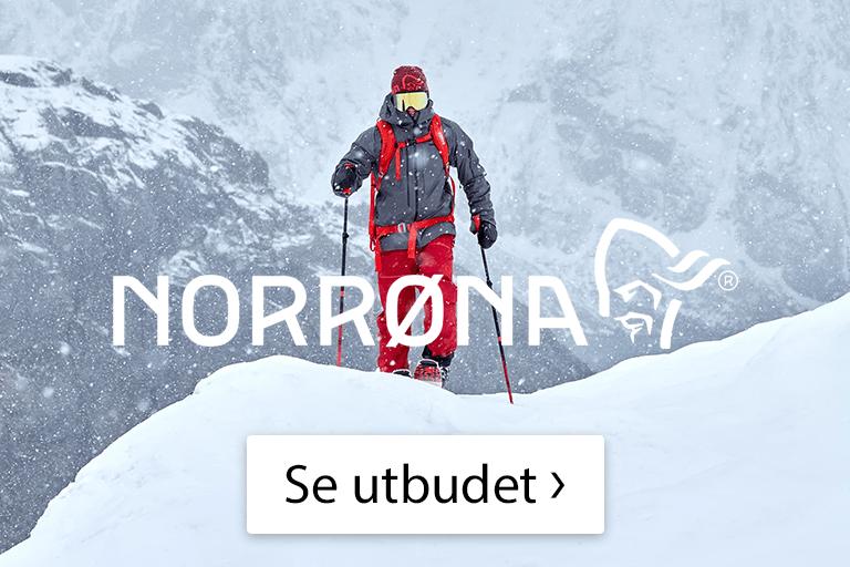 Norrøna Se utbudet-  Klicka här