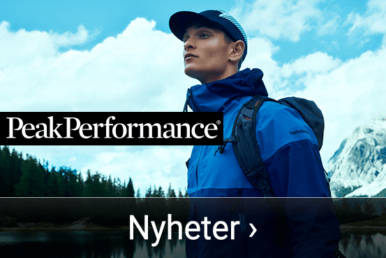 Nyheter från Peak Performance. Läs mer här