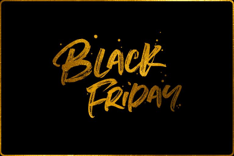 Följ med på Black Friday hos Tindeberg!!