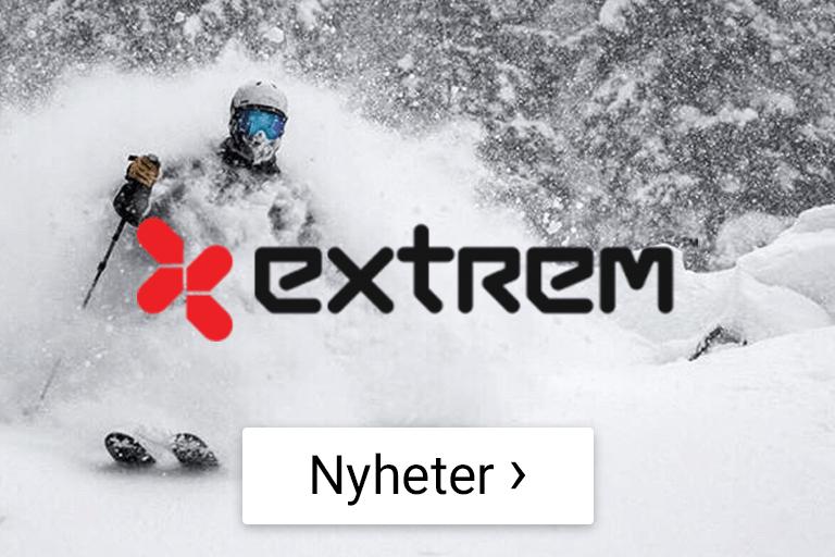 Se säsongens skidor från Extrem Skis - Klicka här