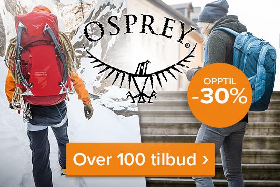 Over 100 tilbud på Osprey til superpriser – Kjøp her ›