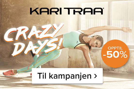 CrazyDays på Kari Traa! Kjøp her ›
