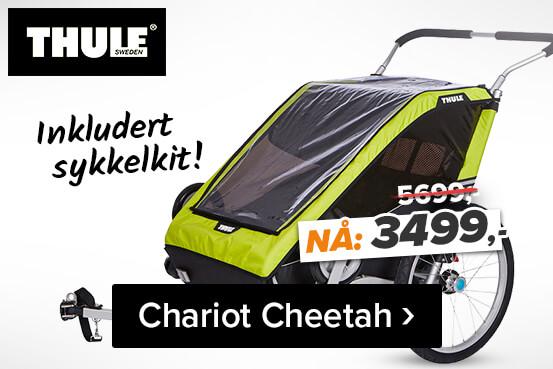 Tilbud på Thule Chariot Cheetah XT 2  Kjøp her ›