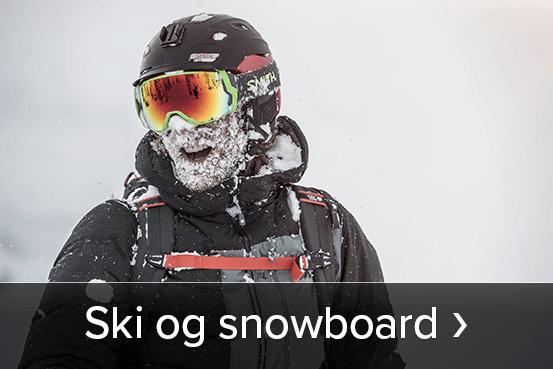 Outlet ski