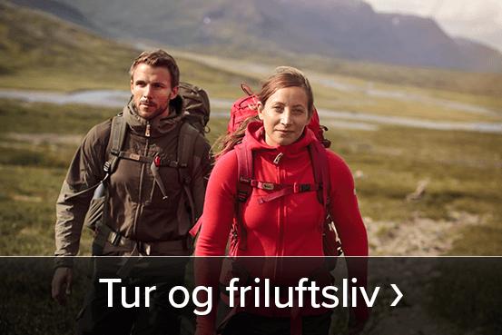 Outlet tur og friluft