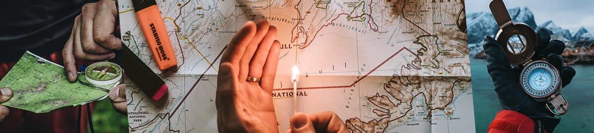 hvordan bruke kart og kompass Hvordan bruke kart og kompass | Fjellsport.no hvordan bruke kart og kompass
