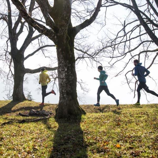Løping og trening