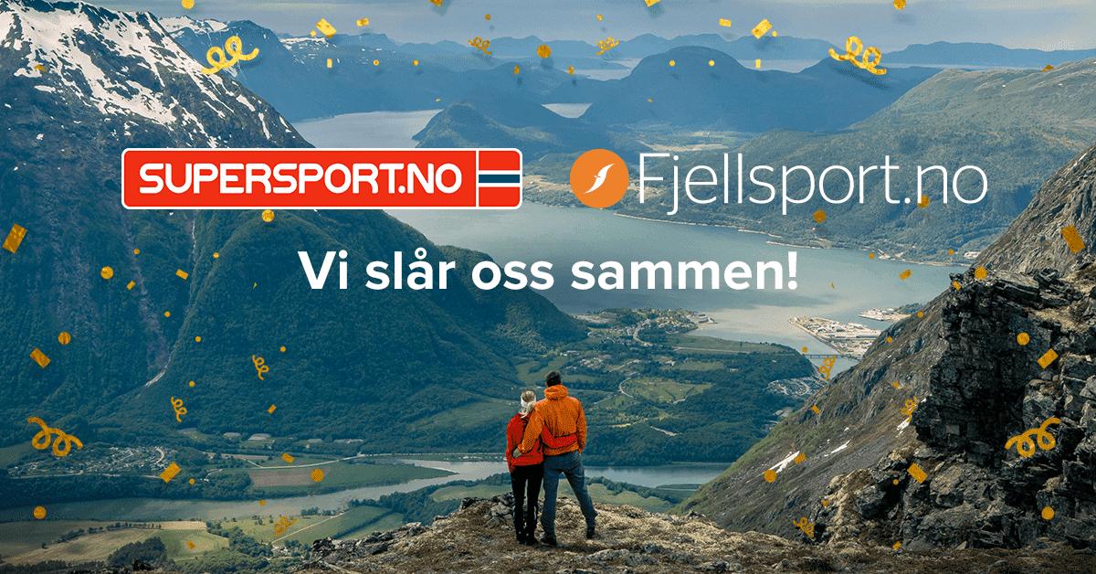 Supersport slår seg sammen med Fjellsport